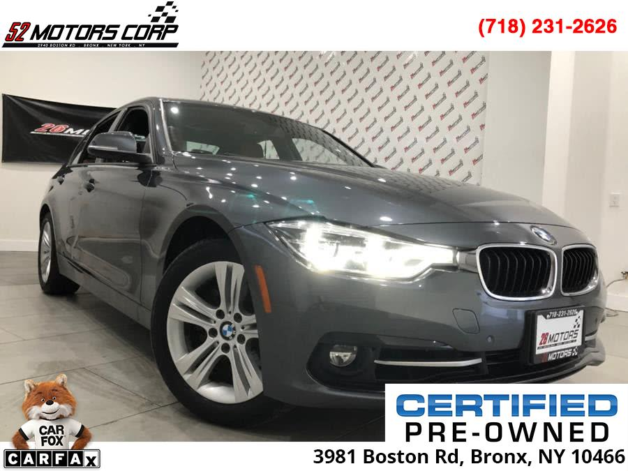 Used BMW 3 Series Sport Line 4dr Sdn 328i xDrive AWD SULEV South Africa 2016 | 52Motors Corp. Woodside, New York