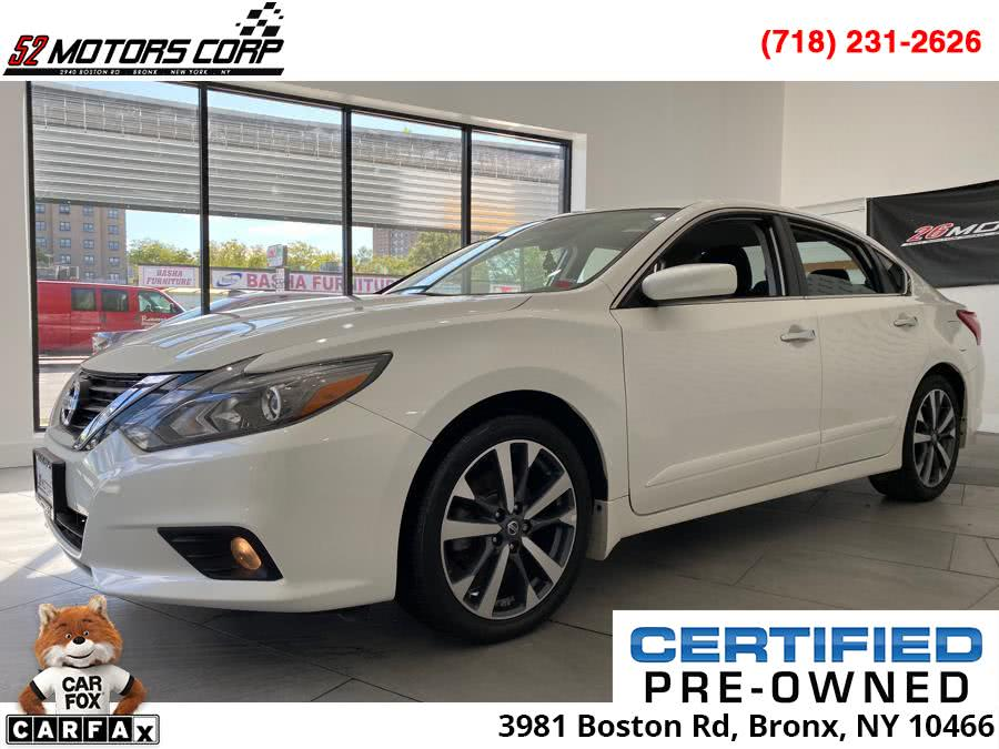 Used 2016 Nissan Altima in Woodside, New York | 52Motors Corp. Woodside, New York
