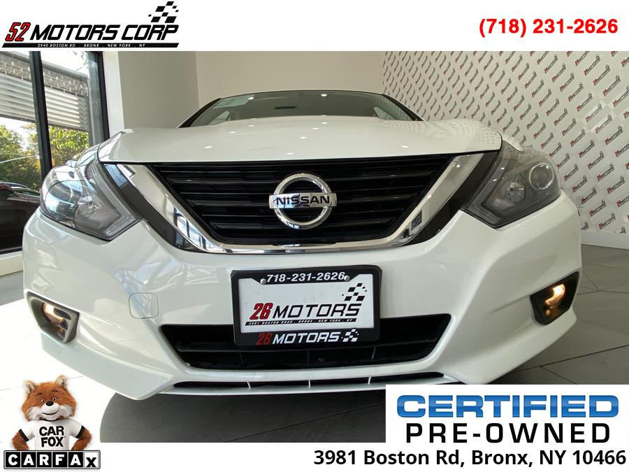 2016 Nissan Altima 4dr Sdn I4 2.5 SR, available for sale in Woodside, New York | 52Motors Corp. Woodside, New York