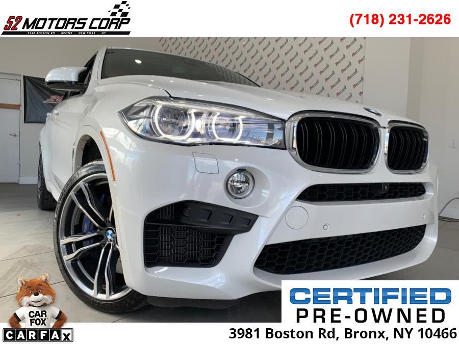 Used 2016 BMW X6 M in Bronx, New York | 52Motors Corp. Bronx, New York