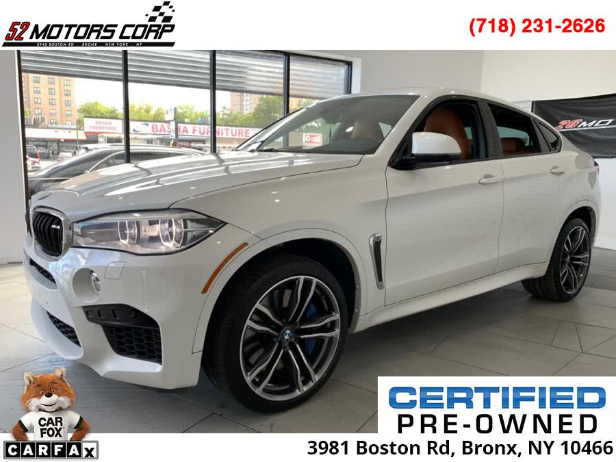 Used 2016 BMW X6 M in Woodside, New York | 52Motors Corp. Woodside, New York