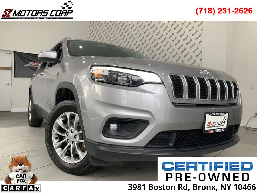 Used 2019 Jeep Cherokee in Bronx, New York | 52Motors Corp. Bronx, New York