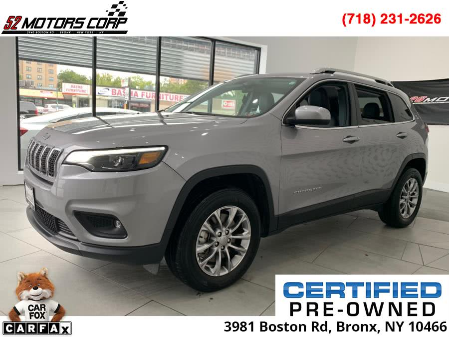 Used 2019 Jeep Cherokee in Woodside, New York | 52Motors Corp. Woodside, New York