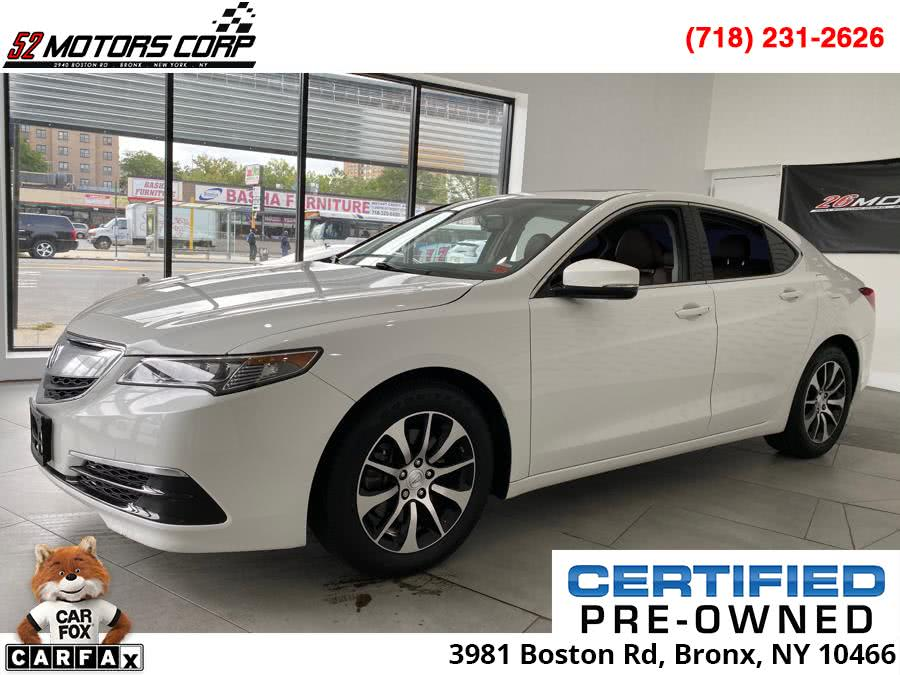 Used Acura TLX FWD 2017 | 52Motors Corp. Woodside, New York