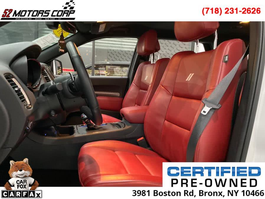 Used 2019 Dodge Durango RT in Bronx, New York | 52Motors Corp. Bronx, New York