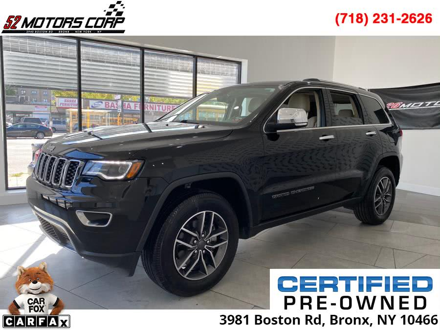Used 2019 Jeep Grand Cherokee in Woodside, New York | 52Motors Corp. Woodside, New York