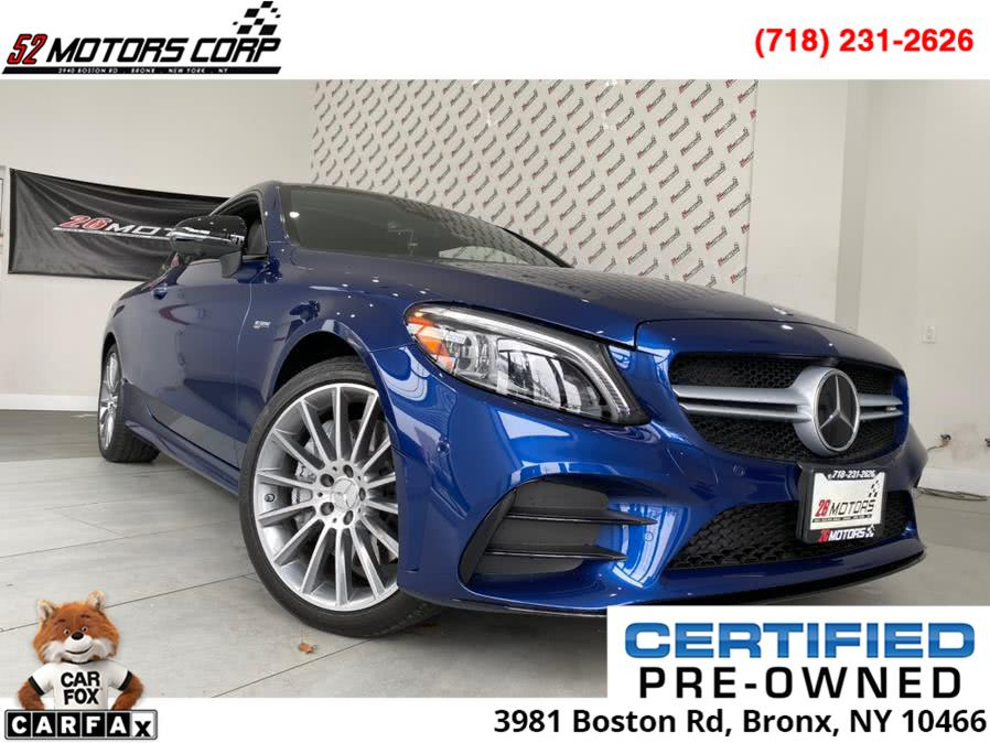 Used Mercedes-Benz C-Class ///AMG AMG C 43 4MATIC Coupe 2019 | 52Motors Corp. Woodside, New York
