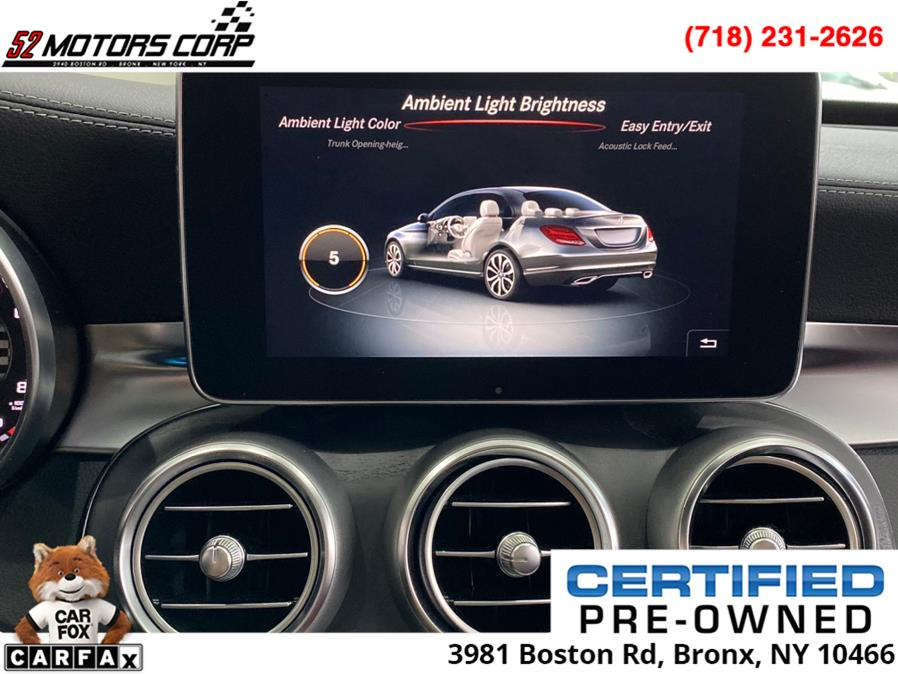 Used Mercedes-Benz C-Class ///AMG AMG C 43 4MATIC Sedan 2017 | 52Motors Corp. Woodside, New York