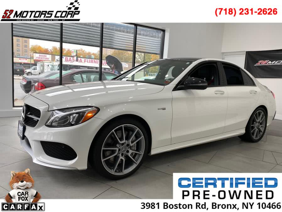Used 2017 Mercedes-Benz C-Class ///AMG in Bronx, New York | 52Motors Corp. Bronx, New York