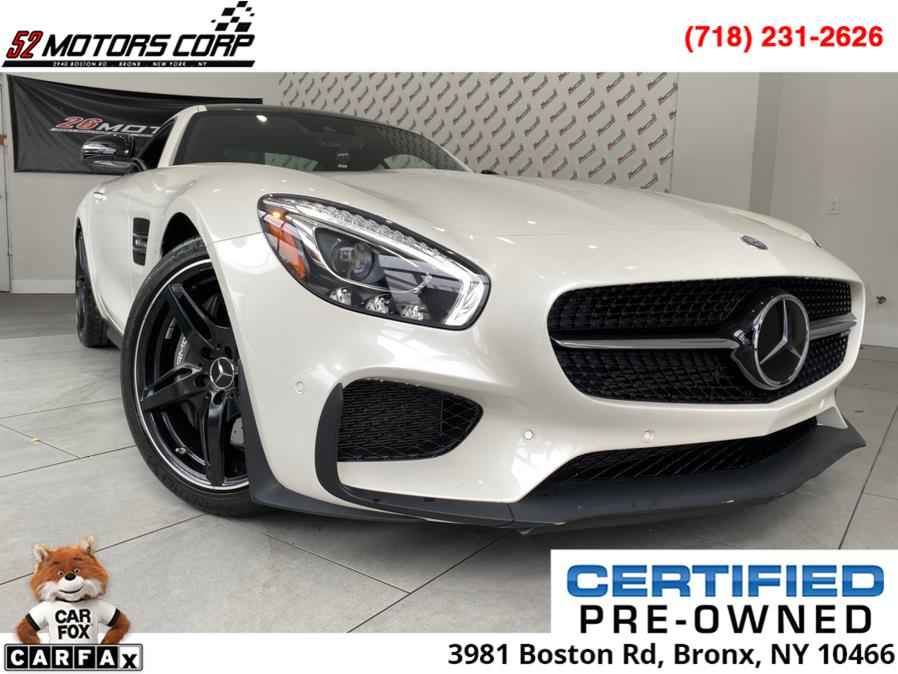 Used Mercedes-Benz AMG GT AMG GT Coupe 2017 | 52Motors Corp. Woodside, New York