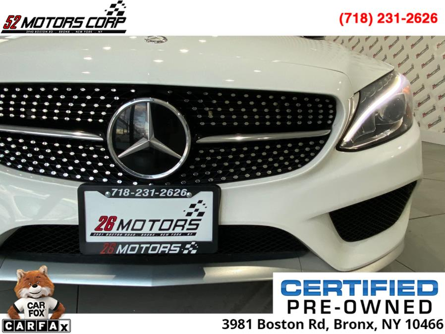 Used Mercedes-Benz C-Class ///AMG 4dr Sdn C 450 AMG 4MATIC 2016 | 52Motors Corp. Woodside, New York
