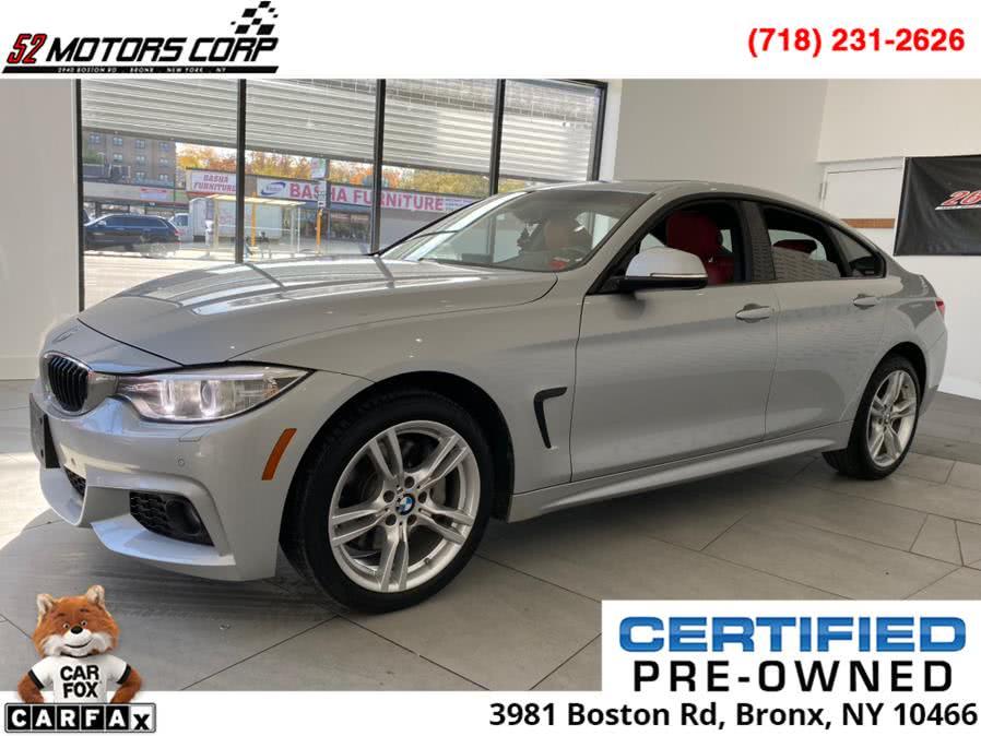 Used 2017 BMW 4 Series ///M Sport Package in Woodside, New York | 52Motors Corp. Woodside, New York