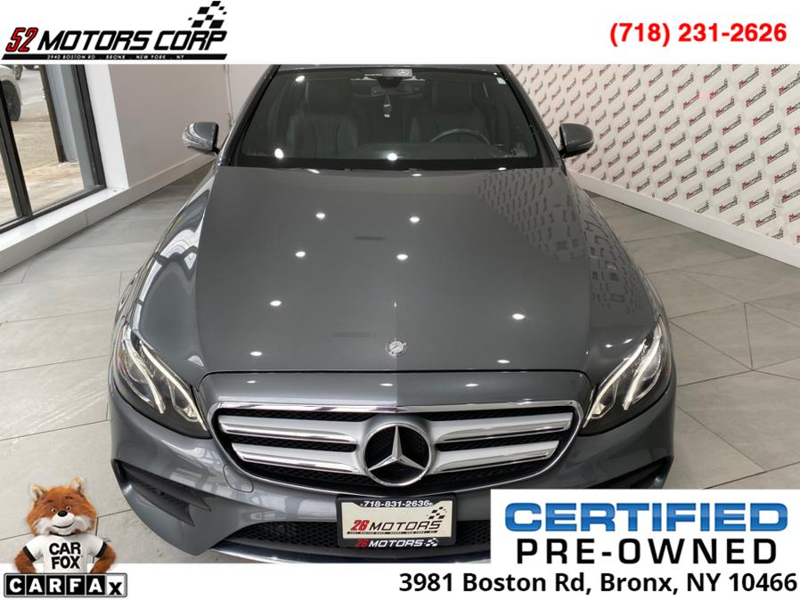 Used Mercedes-Benz E-Class ///AMG Package E 300 Sport 4MATIC Sedan 2017 | 52Motors Corp. Woodside, New York