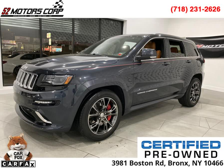 Used 2014 Jeep Grand Cherokee SRT8 in Woodside, New York | 52Motors Corp. Woodside, New York