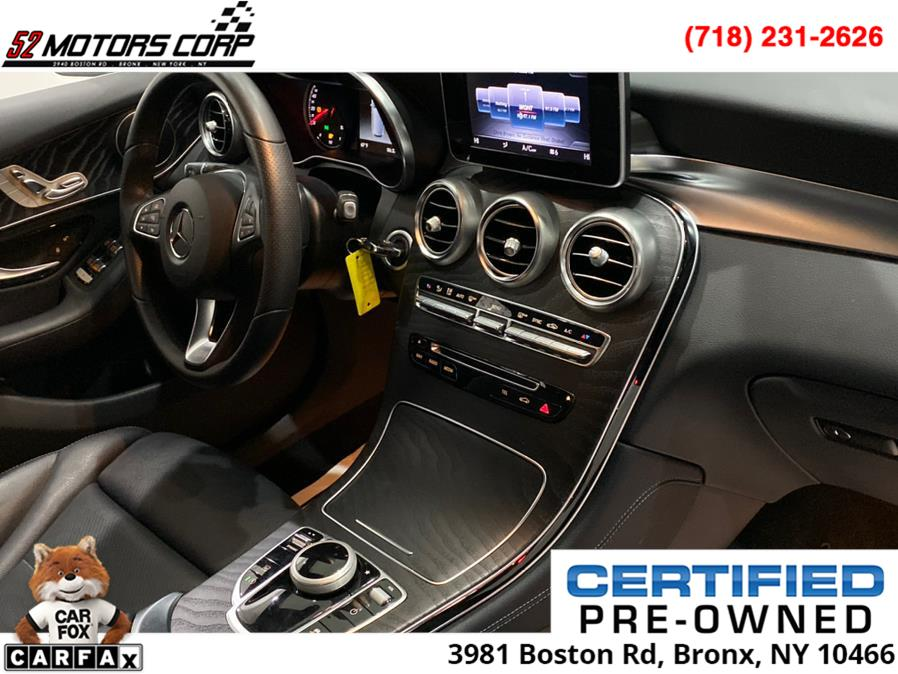 2018 Mercedes-Benz GLC GLC 300 4MATIC SUV, available for sale in Bronx, New York | 52Motors Corp. Bronx, New York