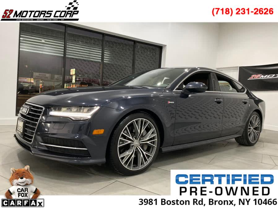 Used 2016 Audi A7 Supercharged in Bronx, New York | 52Motors Corp. Bronx, New York