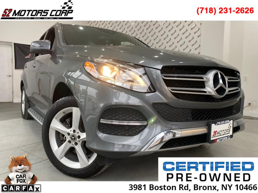 Used Mercedes-Benz GLE 4MATIC 4dr GLE 350 2016 | 52Motors Corp. Woodside, New York