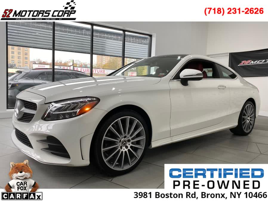 Used 2019 Mercedes-Benz C-Class ///AMG Package in Bronx, New York | 52Motors Corp. Bronx, New York