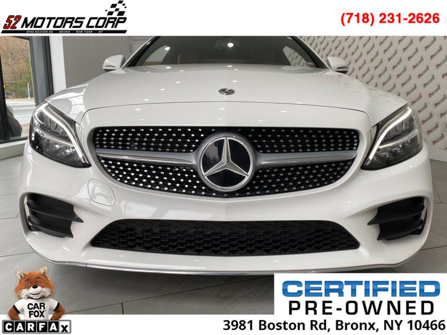 Used Mercedes-Benz C-Class ///AMG Package C 300 4MATIC Coupe 2019 | 52Motors Corp. Woodside, New York