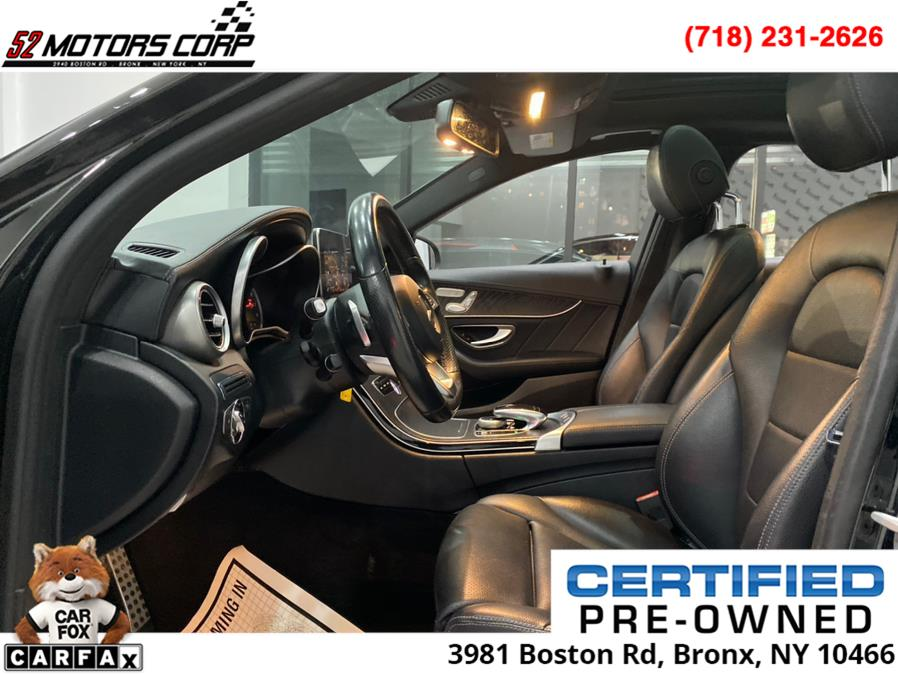 Used Mercedes-Benz C-Class ///AMG Package 4dr Sdn C 300 Sport 4MATIC 2015 | 52Motors Corp. Woodside, New York