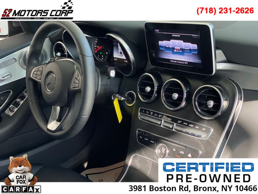 2018 Mercedes-Benz C-Class C 300 4MATIC Sedan, available for sale in Bronx, New York | 52Motors Corp. Bronx, New York