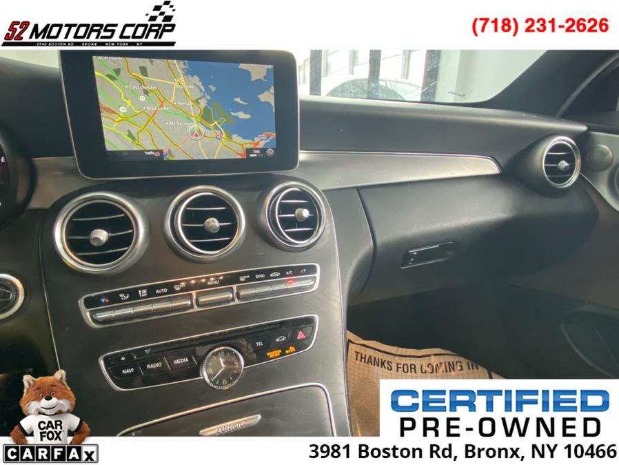 Used Mercedes-Benz C-Class C 300 4MATIC Coupe 2017 | 52Motors Corp. Woodside, New York
