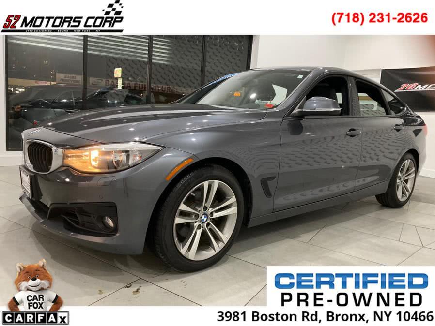 Used 2016 BMW 3 Series Gran Turismo in Woodside, New York   52Motors Corp. Woodside, New York