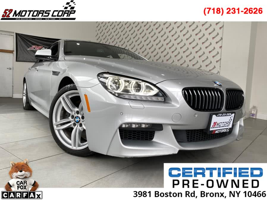 Used 2014 BMW 6 Series ///M Sport Package in Bronx, New York   52Motors Corp. Bronx, New York