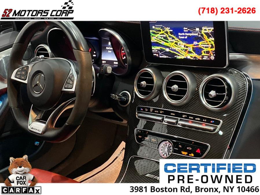 Used Mercedes-Benz C-Class ///AMG AMG C 63 S Coupe 2017 | 52Motors Corp. Woodside, New York