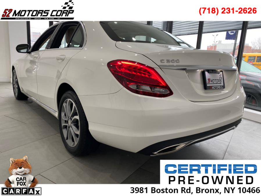 2016 Mercedes-Benz C-Class 4dr Sdn C 300 Luxury 4MATIC, available for sale in Bronx, New York | 52Motors Corp. Bronx, New York
