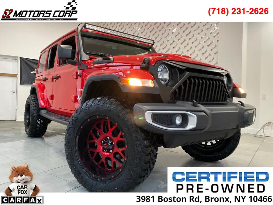 Used 2019 Jeep Wrangler Unlimited in Woodside, New York | 52Motors Corp. Woodside, New York