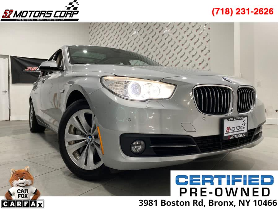 Used 2016 BMW 5 Series Gran Turismo in Bronx, New York | 52Motors Corp. Bronx, New York