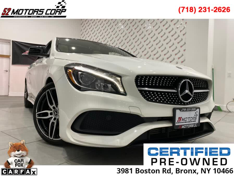Used Mercedes-Benz CLA ///AMG Package CLA 250 4MATIC Coupe 2019 | 52Motors Corp. Woodside, New York