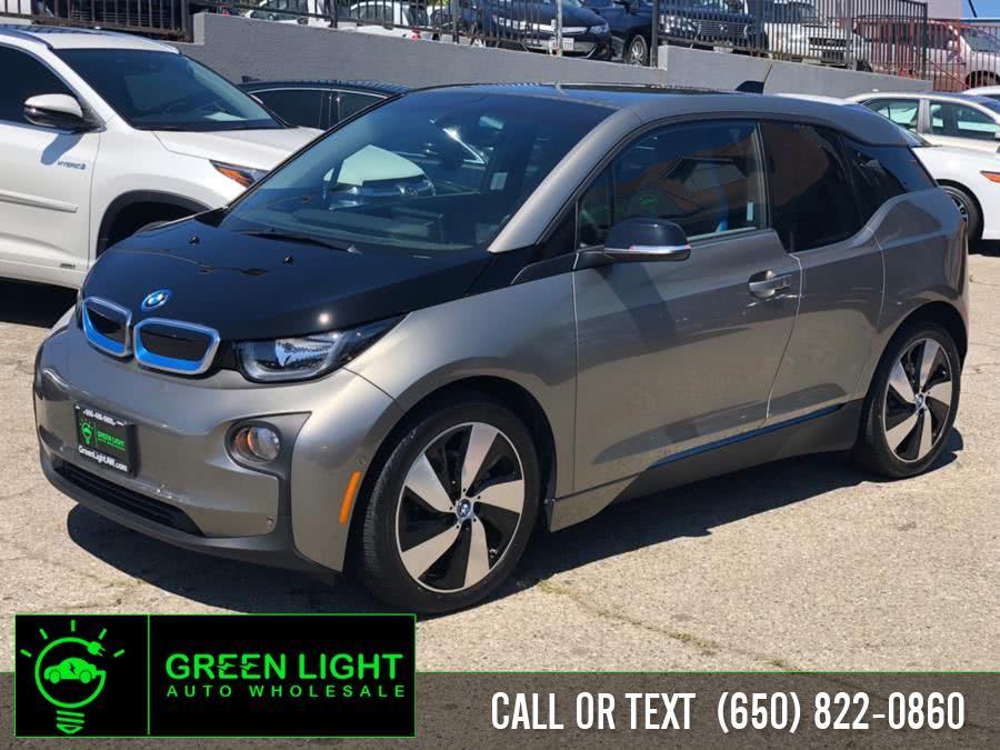 2016 BMW i3 Deka w/Range Extender, available for sale in Daly City, CA