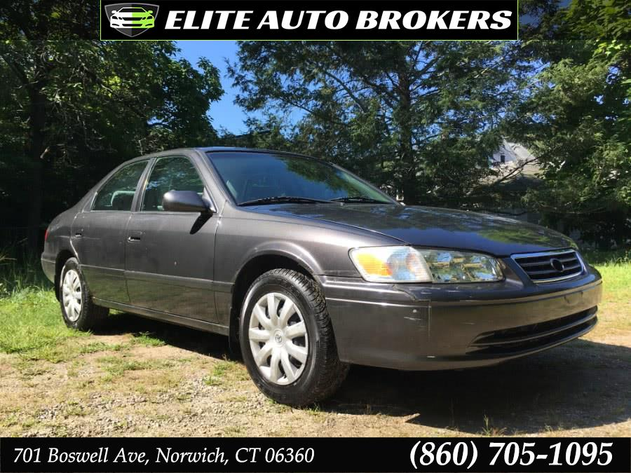 2000 Toyota Camry 4dr Sdn LE Auto, available for sale in Norwich, CT