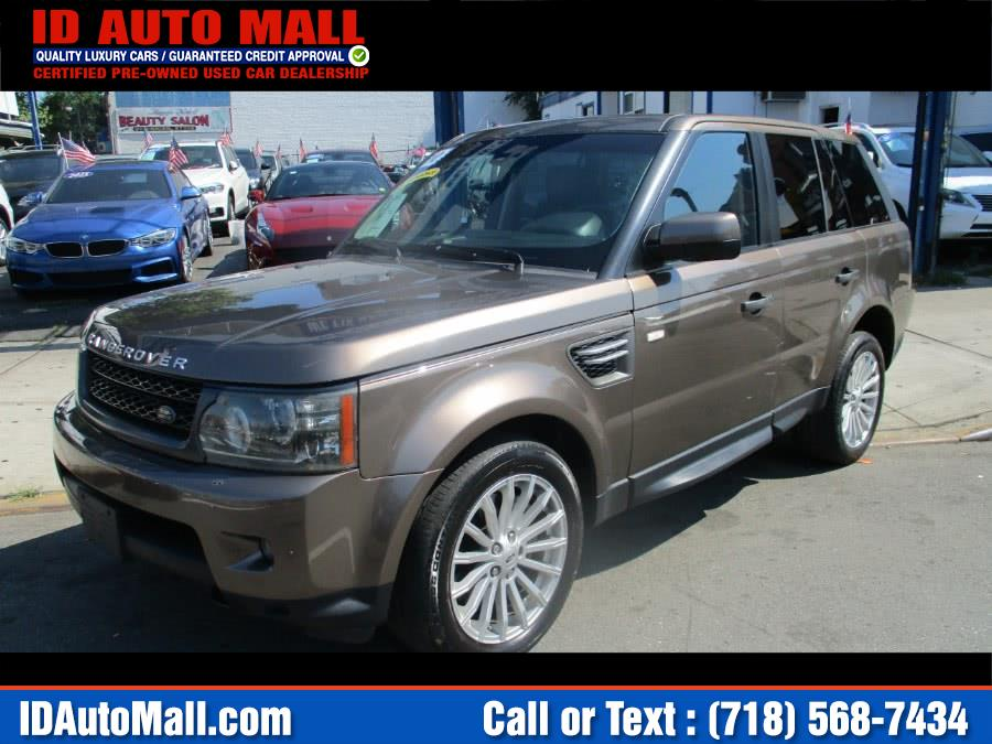 Used 2010 Land Rover Range Rover Sport in South Richmond Hill, New York | ID Auto Mall . South Richmond Hill, New York