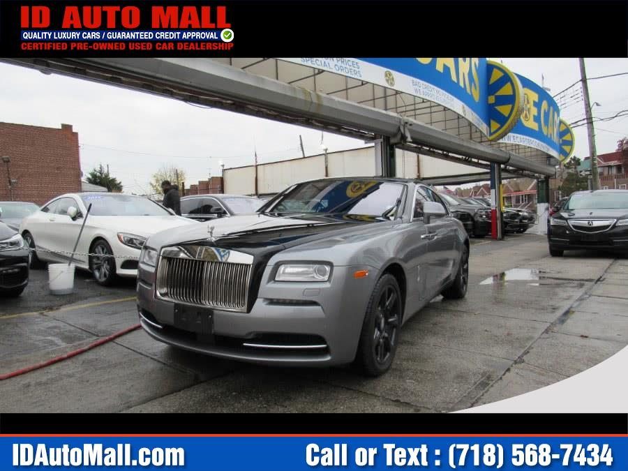 Used 2014 Rolls-Royce Wraith in South Richmond Hill, New York | ID Auto Mall . South Richmond Hill, New York