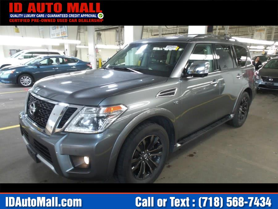 Used 2017 Nissan Armada in South Richmond Hill, New York | ID Auto Mall . South Richmond Hill, New York