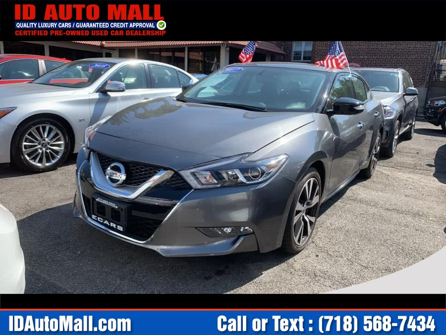 Used 2017 Nissan Maxima in South Richmond Hill, New York | ID Auto Mall . South Richmond Hill, New York