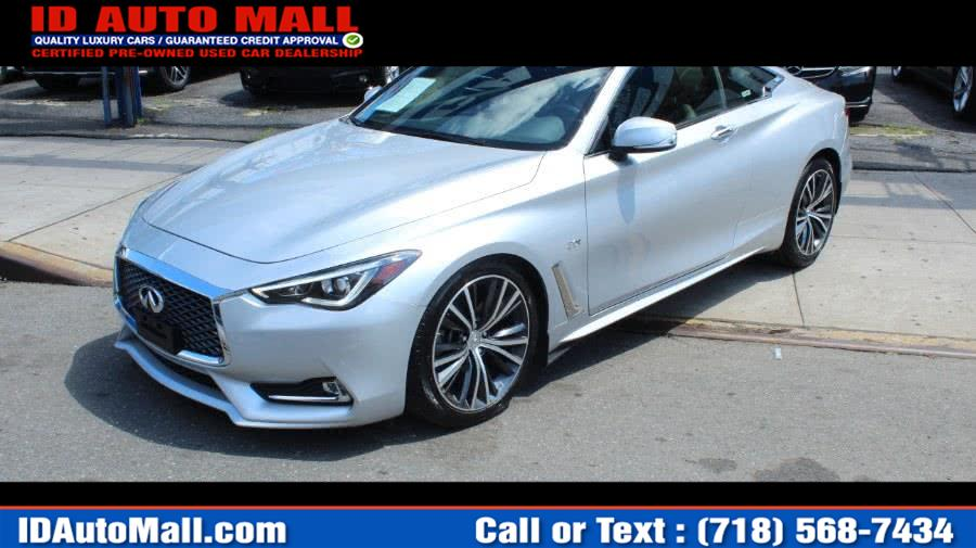 Used 2018 Infiniti Q60 in South Richmond Hill, New York | ID Auto Mall . South Richmond Hill, New York