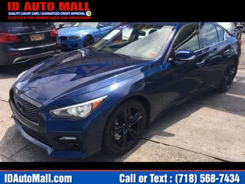 Used 2016 INFINITI Q50 in South Richmond Hill, New York | ID Auto Mall . South Richmond Hill, New York