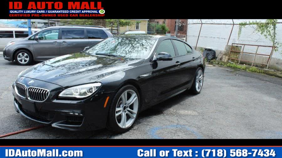 Used 2016 BMW 6 Series in South Richmond Hill, New York | ID Auto Mall . South Richmond Hill, New York