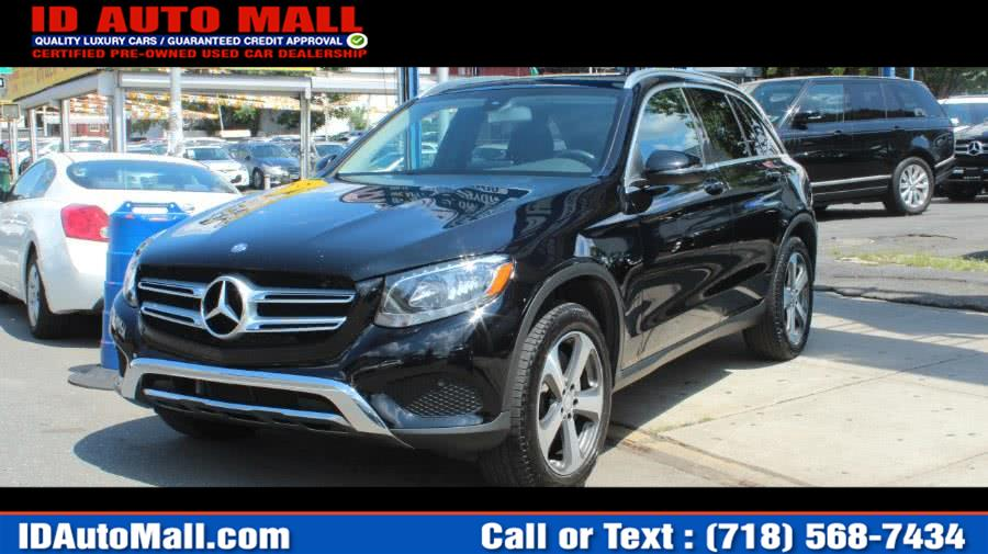 Used 2016 Mercedes-benz Glc in South Richmond Hill, New York | ID Auto Mall . South Richmond Hill, New York