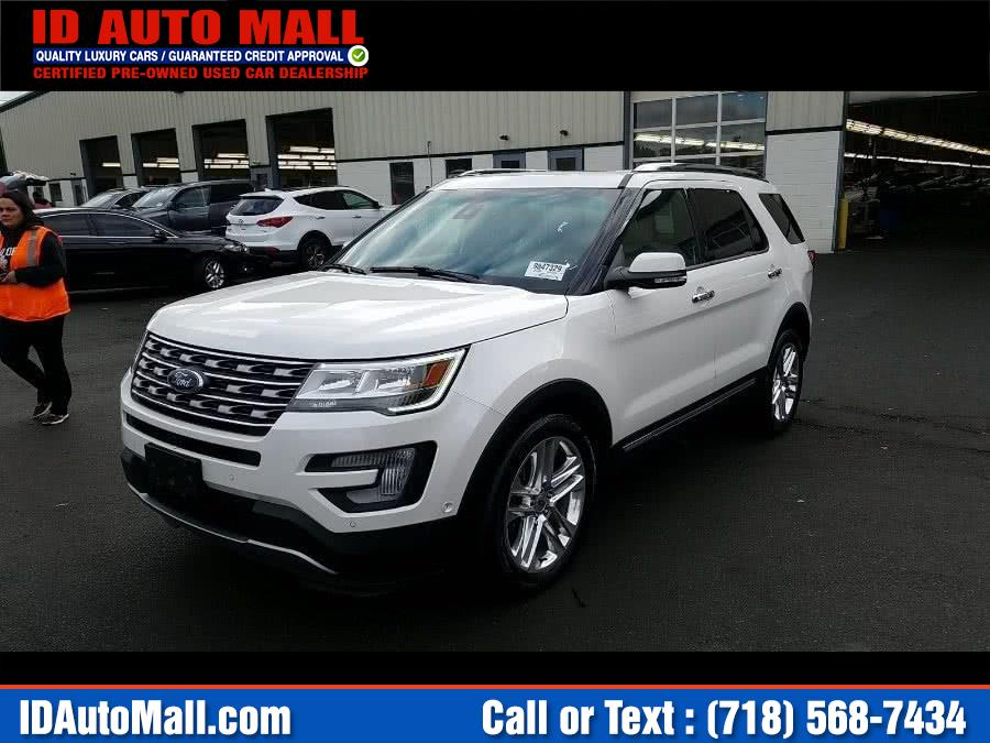 Used 2016 Ford Explorer in South Richmond Hill, New York | ID Auto Mall . South Richmond Hill, New York