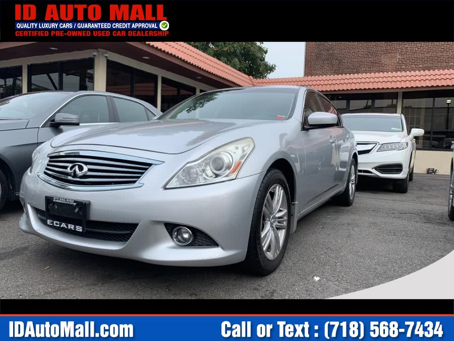 Used 2010 Infiniti g in South Richmond Hill, New York | ID Auto Mall . South Richmond Hill, New York