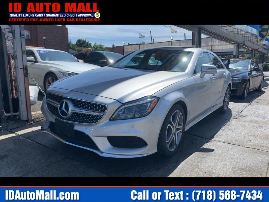Used 2016 Mercedes-benz Cls-class in South Richmond Hill, New York | ID Auto Mall . South Richmond Hill, New York