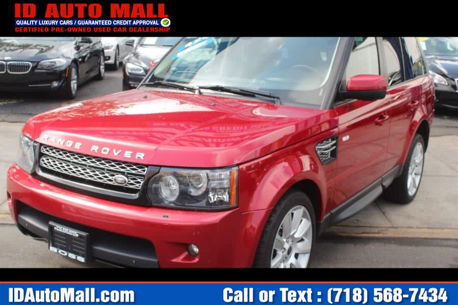 Used 2013 Land Rover Range Rover Sport in South Richmond Hill, New York | ID Auto Mall . South Richmond Hill, New York