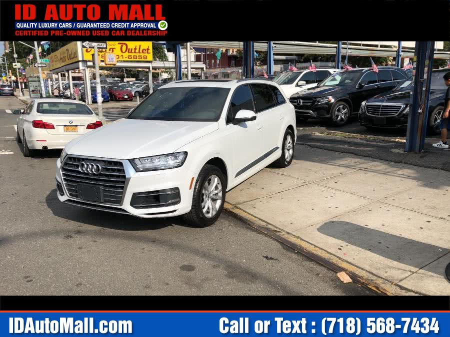 Used 2017 Audi Q7 in South Richmond Hill, New York | ID Auto Mall . South Richmond Hill, New York