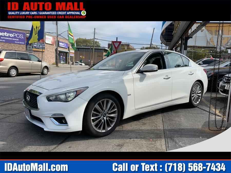 Used 2018 Infiniti Q50 in South Richmond Hill, New York | ID Auto Mall . South Richmond Hill, New York