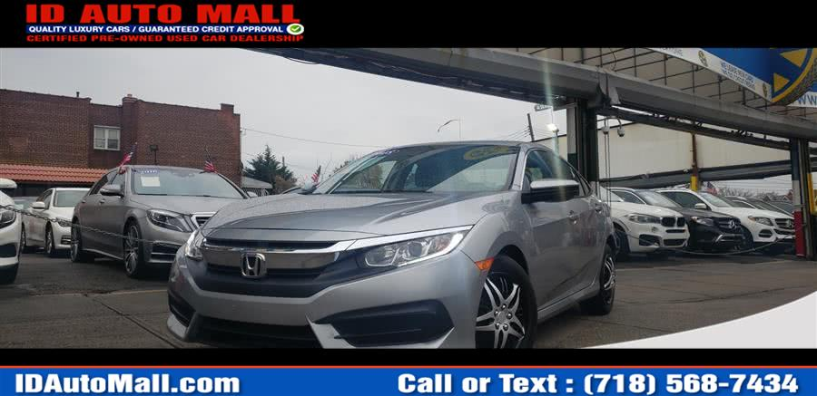Used 2018 Honda Civic in South Richmond Hill, New York | ID Auto Mall . South Richmond Hill, New York